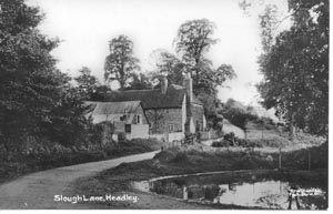 Old Photographs Of Headley